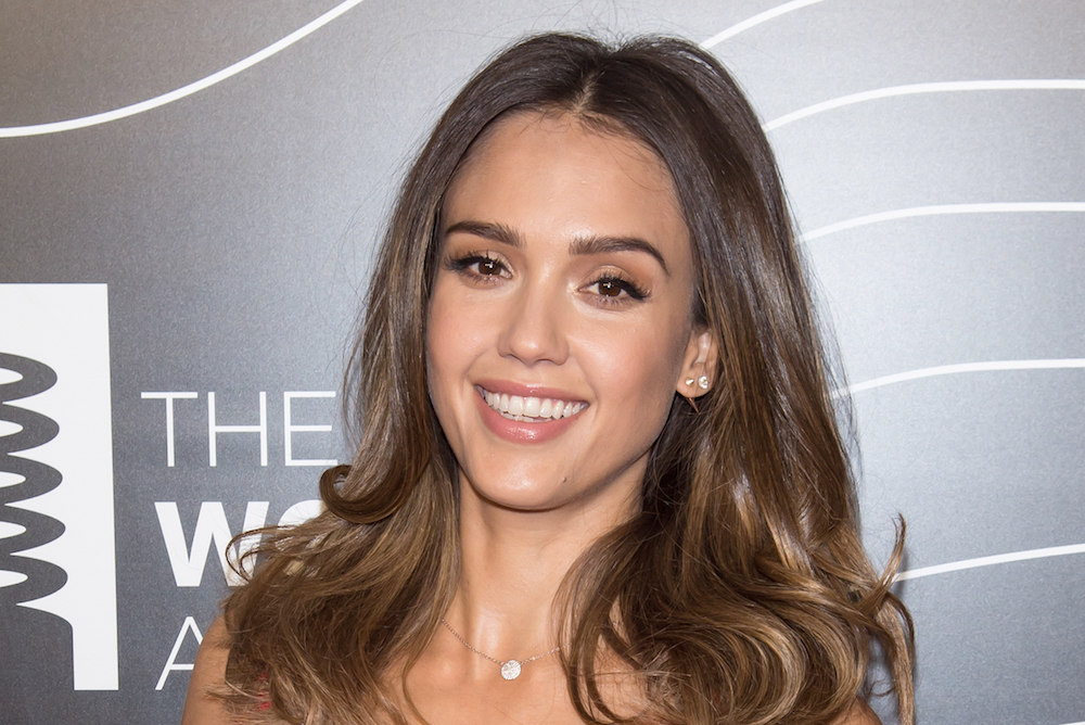 Jessica Alba used to think baggy cargo pants were the coolest — just like you