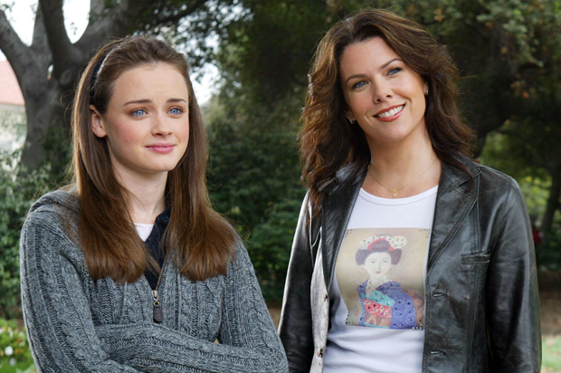 Whoa, what? Lorelai Gilmore might have been *thisclose* to being written out of the show