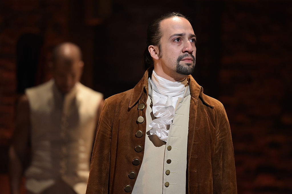 "Lin-Manuel Miranda is leaving ""Hamilton"" and we're crying all the tears"