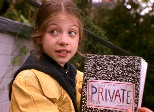 "This ""Harriet the Spy"" news is giving us SO much nostalgia"