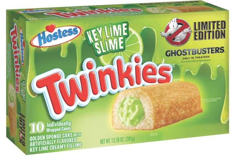 Is the world ready for a Key Lime Twinkie?