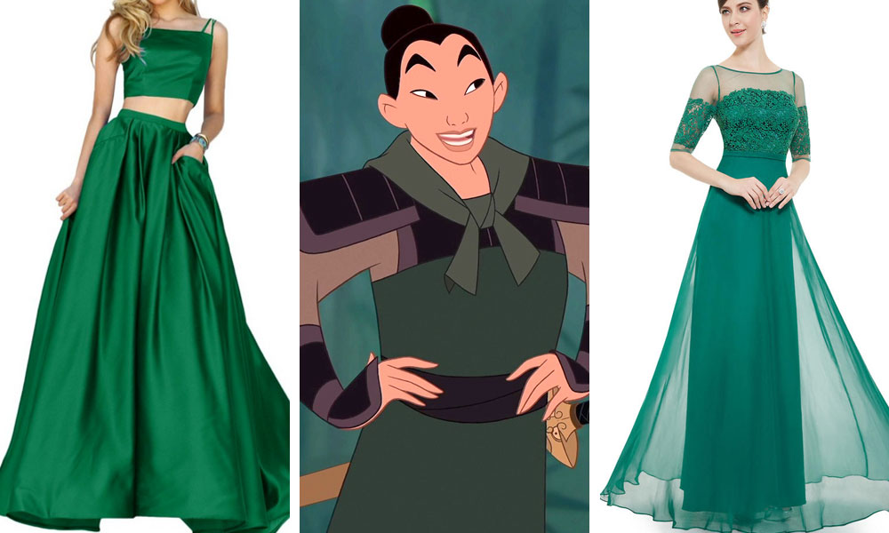 22 Gorgeous And Affordable Prom Dresses Inspired By Disney