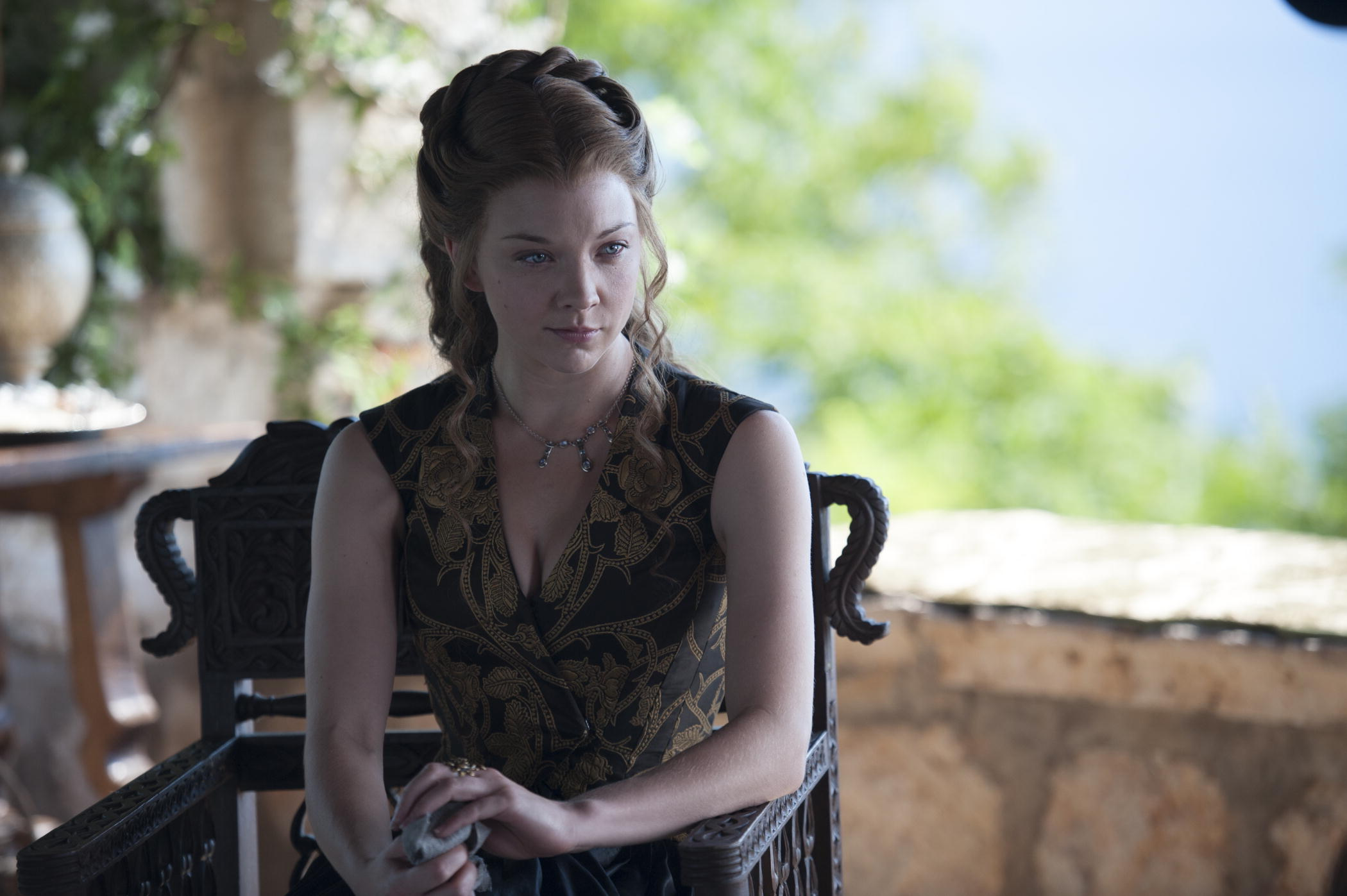 "Wait, did Margaery hint that this major ""Game of Thrones"" character will die back in Season 4?"