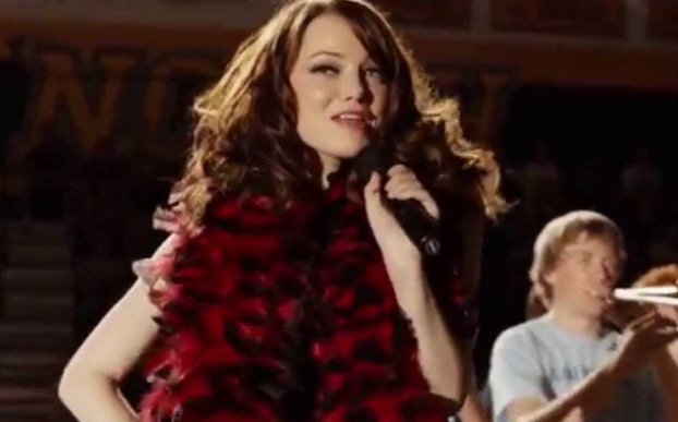 You've got to hear Emma Stone singing on this new dance track