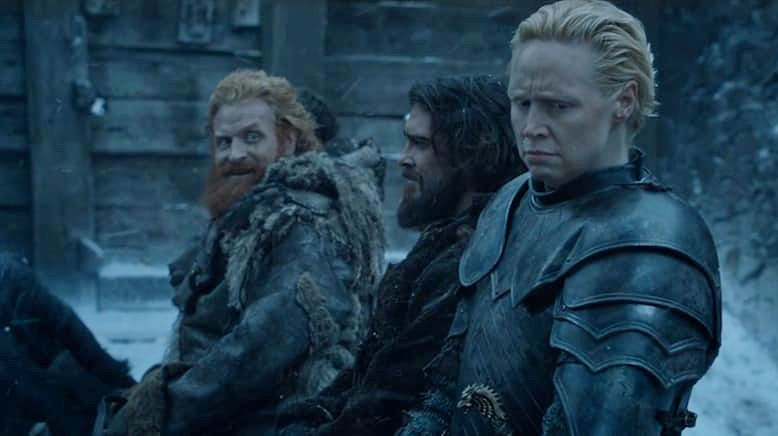 The actor who plays Tormund is totally shipping his character with Brienne