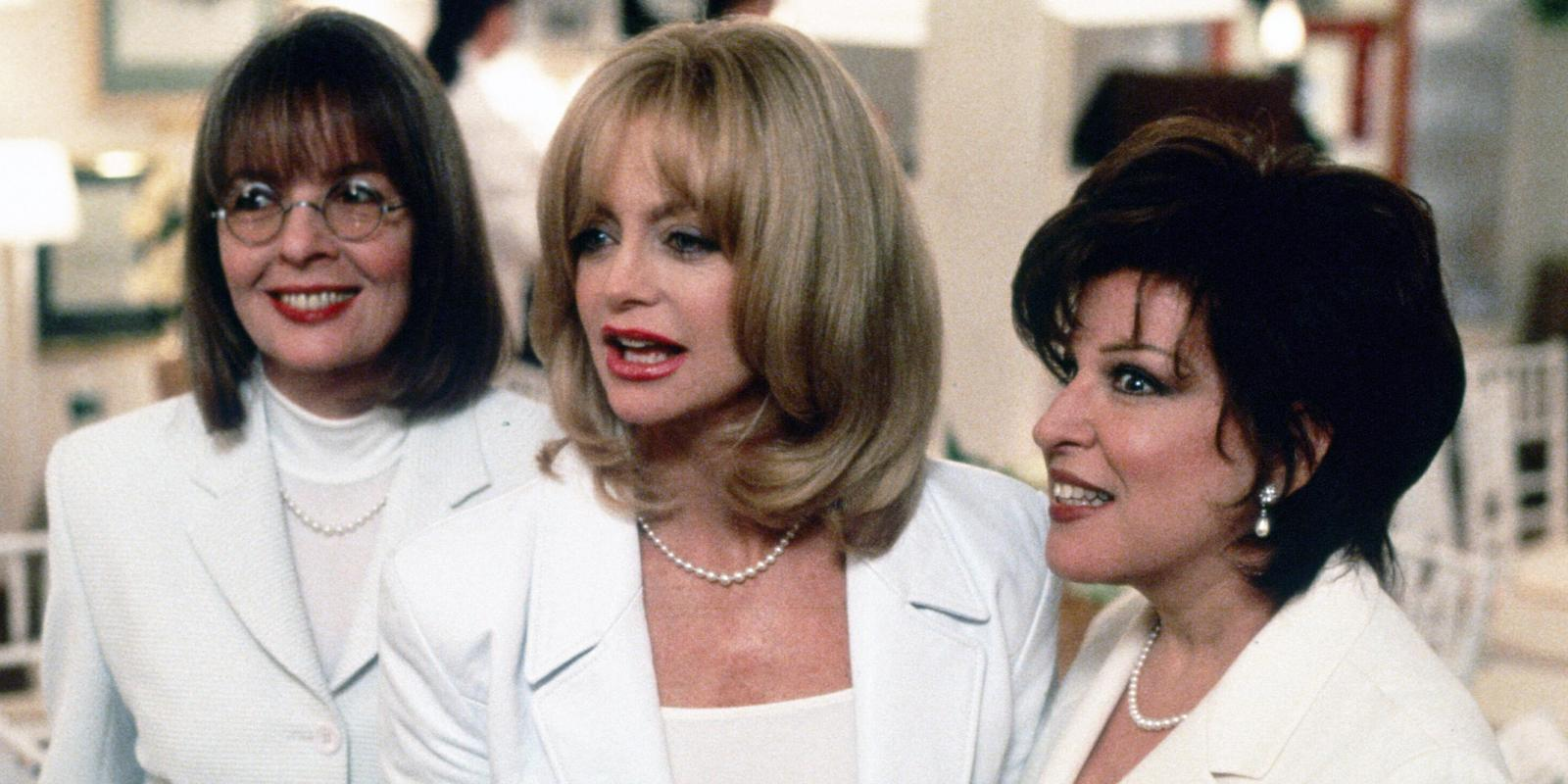 "We are SO pleased with the casting for the ""First Wives Club"" TV show"