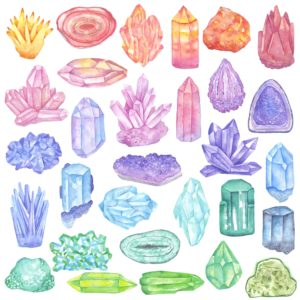 Crystals 101: An expert talks about the practical *~magic~* of minerals