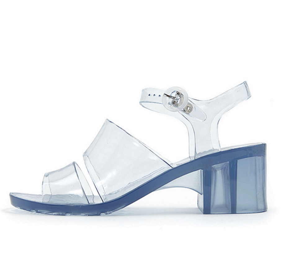 Black jelly sandals american apparel - Jelly Sandals American Apparel 2