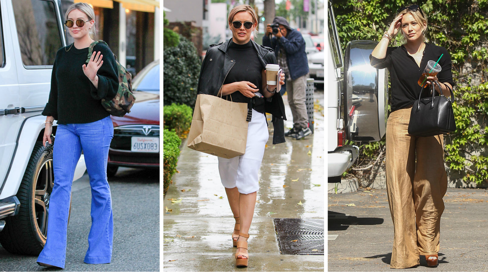 9 times Hilary Duff looked effortlessly perfect running errands
