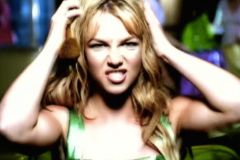 How did we never notice Britney Spears wearing this ~one thing~ throughout 1999?