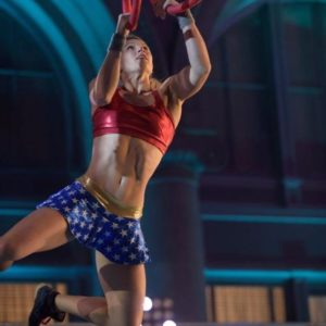 This real-life Wonder Woman just crushed the American Ninja Warriors obstacle course