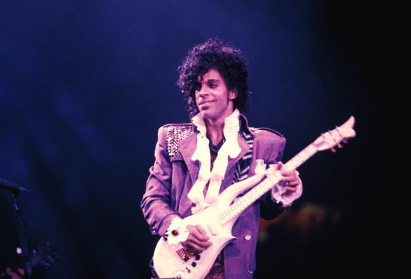 Happy Birthday Prince, you would have been 58 today