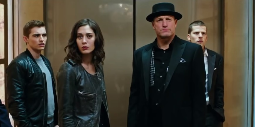 "Lizzy Caplan pushed back on playing a female stereotype in ""Now You See Me 2"""
