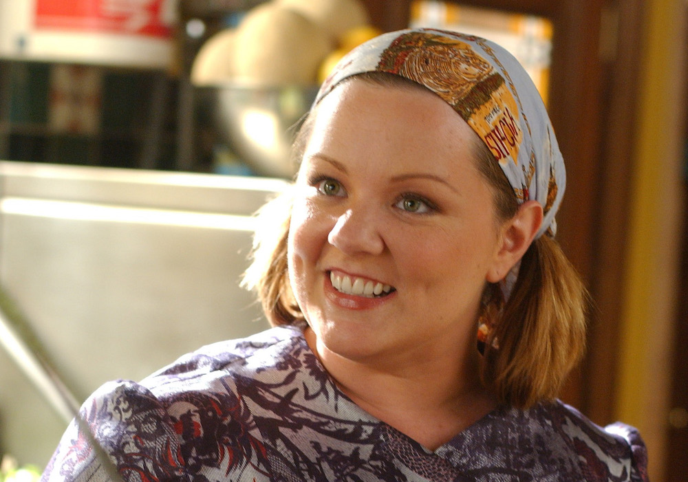 "Melissa McCarthy talks about what it's like being back on the ""Gilmore Girls"" reboot"