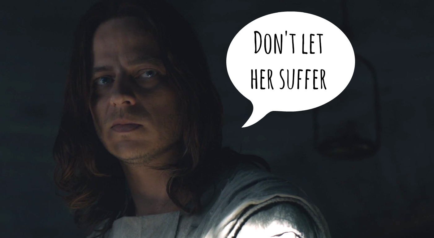 This theory as to how Jaqen is helping Arya survive is nuts and probably right