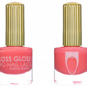 This is your official summertime nail polish color