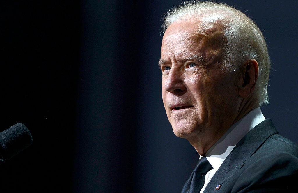 Joe Biden's response to Trump's offensive comments about soldiers with PTSD was *so* correct