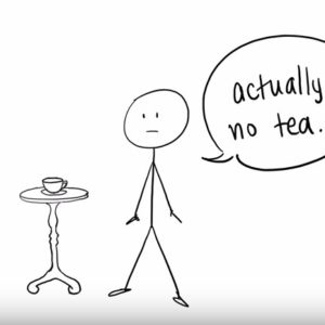 This brilliant video about tea and sexual consent is going viral