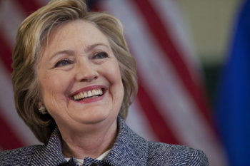 This video shows Hillary Clinton dealing with 40 years of sexist questions in 3 minutes
