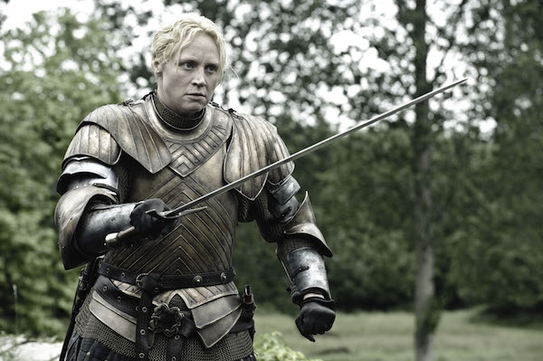Just a reminder that Brienne of Tarth has slayed more red carpets than people IRL