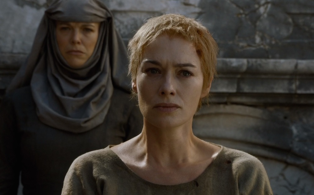 """The Shame Nun from """"Game of Thrones"""" is actually a lowkey glamour queen"""