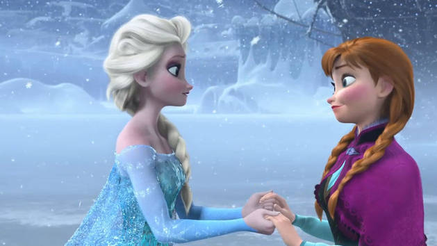 "Idina Menzel better be kidding about this ""Frozen 2"" spoiler"
