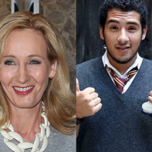 J.K. Rowling tweeted this touching tribute for an Orlando shooting victim in the Harry Potter family