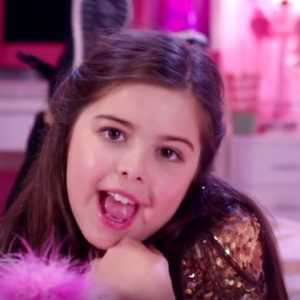"Sophia Grace from ""Ellen"" is back with the catchiest body positive anthem ever"