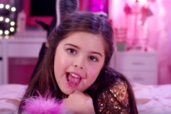 """Sophia Grace from """"Ellen"""" is back with the catchiest body positive anthem ever"""