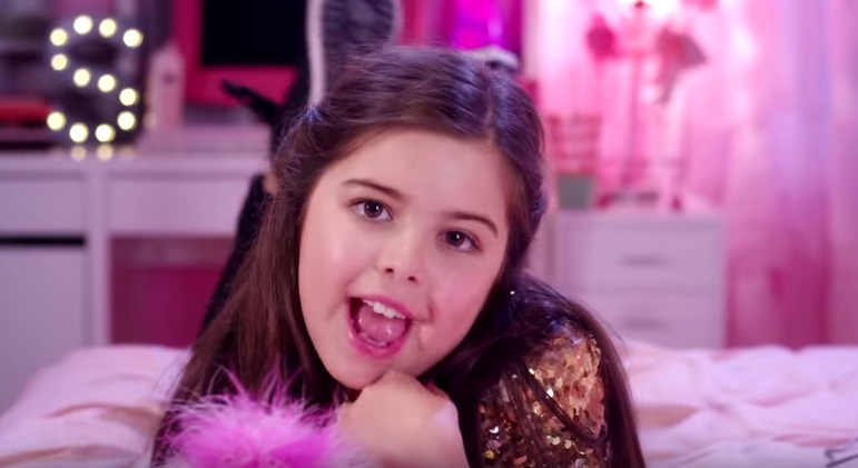 Sophia Grace From Quot Ellen Quot Is Back With The Catchiest Body