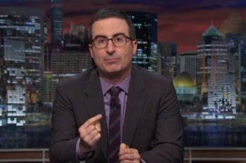 Everyone needs to listen to John Oliver's chilling tribute to Orlando