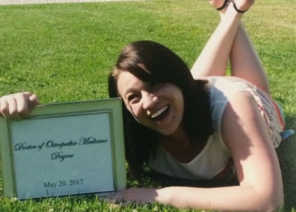 "This woman's ""save the date"" announcement for her doctorate is absolutely brilliant"