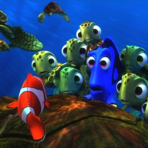 "This is the ONE totally bonkers thing you missed in ""Finding Nemo"""
