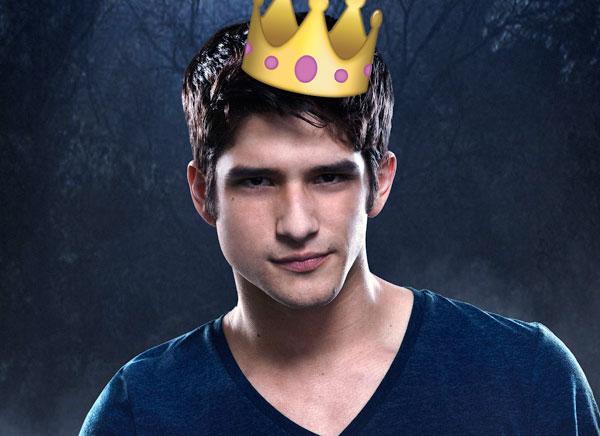 """Prepare yourself """"Teen Wolf"""" fans, because Tyler Posey is now a Disney Prince"""