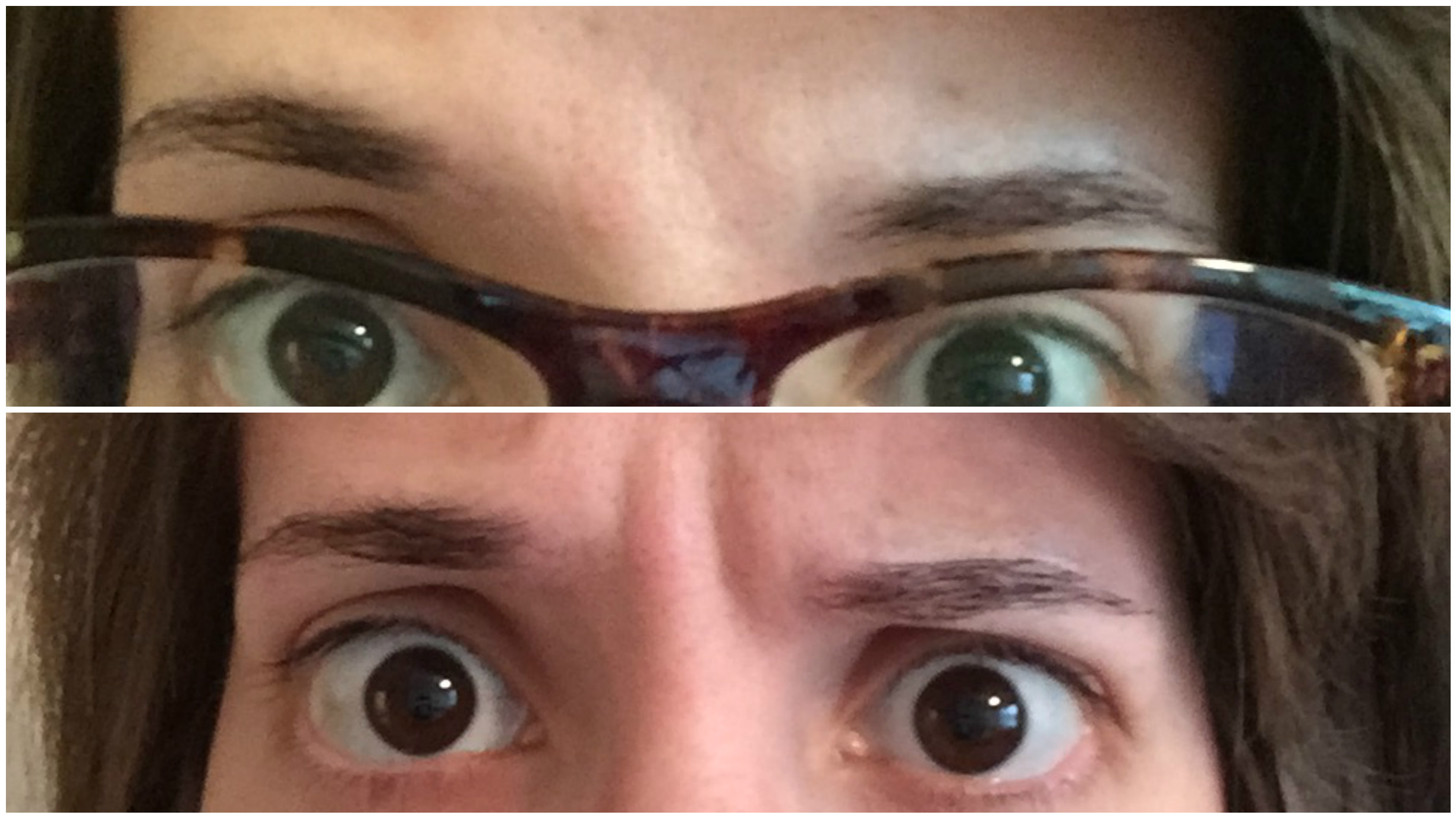 I Tried Korean Peel Off Eyebrow Tint And My Life Has Been