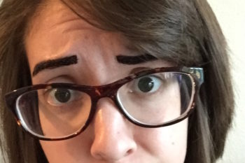 I tried Korean peel-off eyebrow tint, and my life has been changed for the better