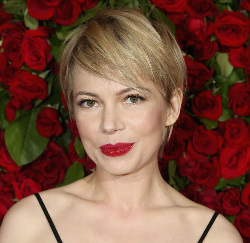 The gothic nail polish Michelle Williams wore to the Tony Awards is only $8