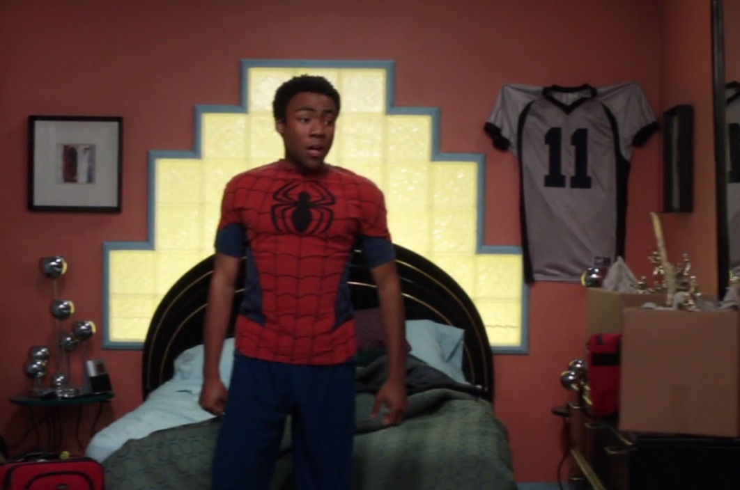 "Donald Glover is joining the ""Spider-Man"" movie and all ""Community"" fans just collectively YASSS'D"