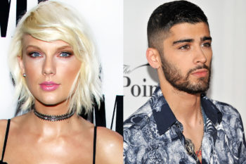 Taylor Swift made Zayn Malik blush after she listened to his album