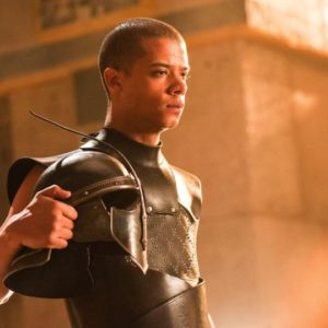 Emilia Clarke just showed us how NOT serious Grey Worm is IRL