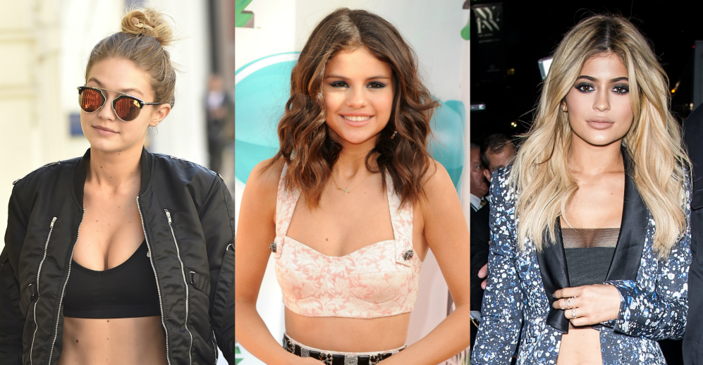 10 stylish ways to wear your bra on the outside