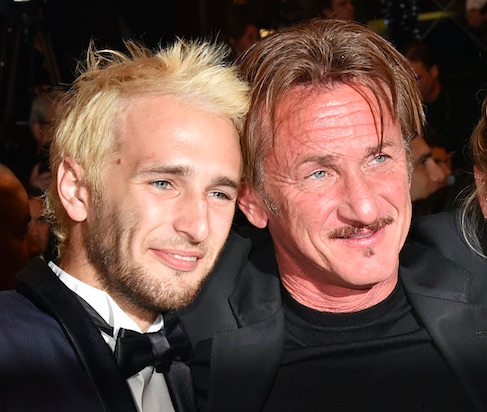 Sean Penn wanted to name his son after his favorite food