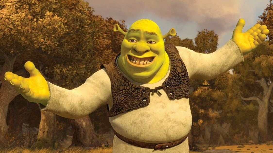 "Guys, it looks like we might be getting more ""Shrek"" movies!"