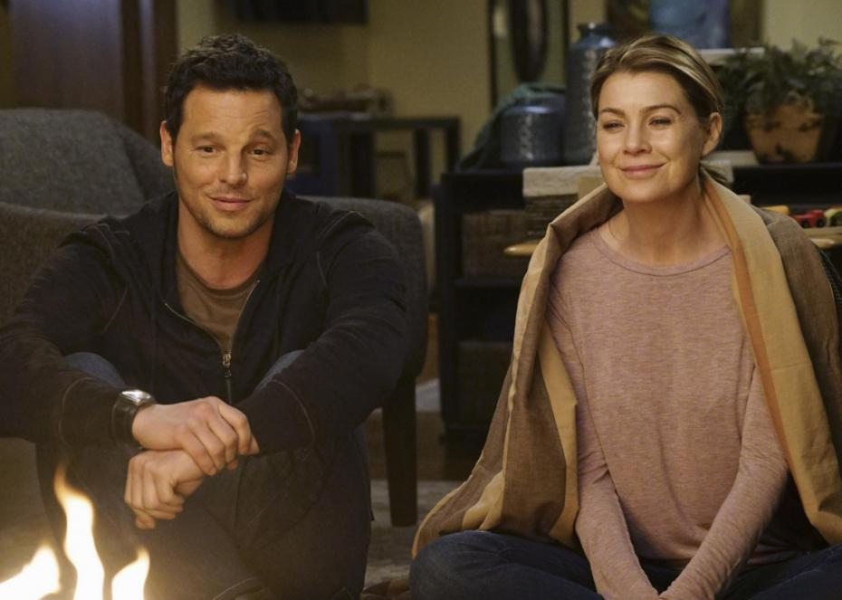 """Grey's Anatomy"" producer answers our #1 question about a Meredith and Alex romance"