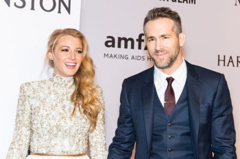 Blake Lively just shared what features her daughter, James, inherited from her