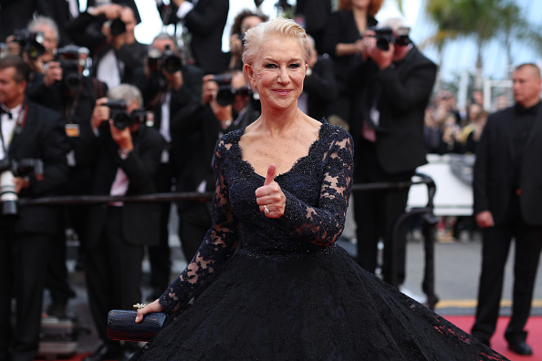 Helen Mirren just landed her most badass acting role, remains our queen forever!