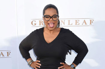 Girl power: Oprah endorses Hillary Clinton for president