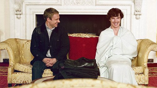 11 times Sherlock Holmes and John Watson were our most adorable #friendshipgoals