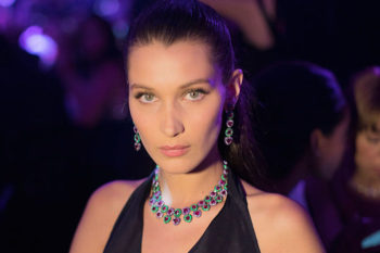 You have to read the emotional letter Bella Hadid wrote her mom about Lyme disease