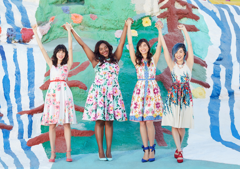Modcloth takes its anti-photoshopping pledge to Capitol Hill